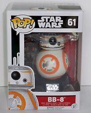 Funko Pop! Star Wars Episode Vii #6218 - Bb-8 #61