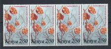 "Kenya N°250** (MNH) 1983 - en bande de 4 tp - Fleurs ""Terminalia orbicularis"""