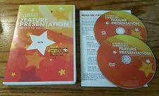Feature Presentation: Imagine the Impossible - Part 1 (DVD) Studio 252 basics
