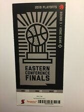 TORONTO RAPTORS / MILWAUKEE MAY 25, 2019 PLAYOFF TICKET STUB-RD 3 HOME GAME 3