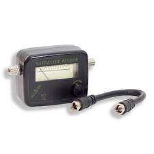 Satfinder PROFI TV SAT Finder Messgerät digital analog HDTV Satelliten-Finder