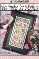 Beautitudes For Mother 1 Counted Cross Stitch Patterns