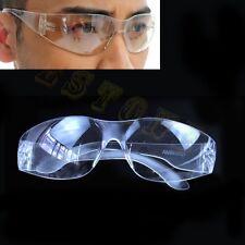 Lab Medical Clear Safety Eyes Protective Goggles Eyewear Glasses Anti-fog Dust