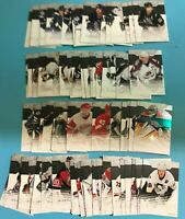 Set 2003-04 SP Authentic Hockey without SPs (1-90)