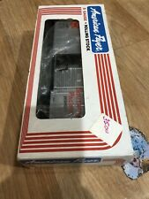 A3) American Flyer Southern Pacific Box Car-S Gauge-4-9711 New