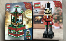 Lego Christmas limited edition sets bundle - 40293 40254 Brand New