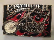 Easy Rider Chopper Motorcycle Metal Belt Buckle