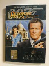 Dvd - 007 James Bond Platinum Collection n.17 OCTOPUSSY (Edit)