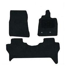 MITSUBISHI Shogun (LWB) Tailored CAR MATS (07 on) - BLACK