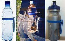 water/drink/sports bottle holder belt clip x 4 (over 10,000 now sold)
