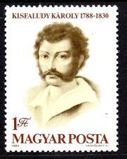 Hungary - 1980 Károly Kisfaludi Mi. 3460 MNH