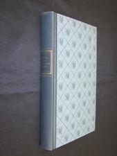 Heinrich Heine POEMS The Heritage Press 1957 HC