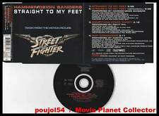 """STREET FIGHTER """"Straight To My Feet"""" (CD Maxi 4 Titres) Hammer 1995"""