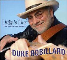 DUKE ROBILLARD - DUKE'S BOX-THE BLUES AND MORE 3 CD NEU