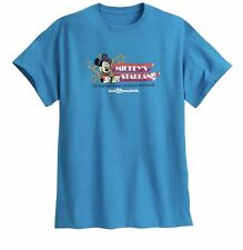 NEW - WALT DISNEY WORLD - MICKEY MOUSE STARLAND T-SHIRT - LIMITED RELEASE - XL