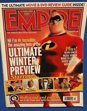 Empire December 2004 Winter Preview The Incredibles