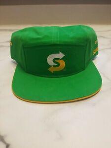 Green Subway hat - Brand new!