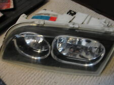VOLVO S40 V40 200-04 Driver's Left Head Light Headlight Assembly 30899882 Black