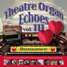 Theatre Organ Echoes - Romance (Brand New Sealed CD)