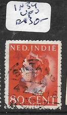 NETHERLAND INDIES JAPANESE OCCUPATION (P1302B) JSCA 1N34   VFU