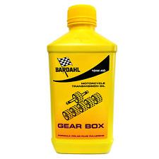 Olio trasmissione moto Bardahl Gear Box 10W40 - 1 Litro - MIN. 2 LT.