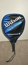 Wilson Dimension Racquetball racquet With New Grip