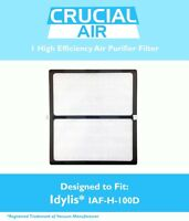 Idylis D HEPA Air Purifier Filter Fits IAP-10-280 Model # IAF-H-100D