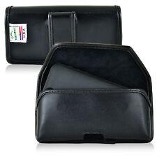 Mophie Juice Pack iPhone 5S SE Holster Turtleback Black Belt Clip Case Leather