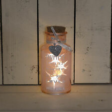 Mummy Light Up Jar Messages Of Love Perfect For Birthday And All Occasion