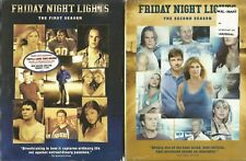 FRIDAY NIGHT LIGHTS COMPLETE FIRST&SECOND SEASON 1&2 DVD BRAND NEW SEALED