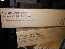 Xerox waste Cartridge 108r00865 Phaser 7500 Residuos