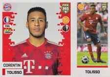 Panini Sticker Fifa 365 2019 Nr. 168 Corentin Tolisso FC Bayern München NEU Bild