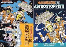 MARTIN MYSTERE GLI ASTROSTOPPISTI SPECIALE RIMINI COMICS 2018 + 2 CARTOLINE
