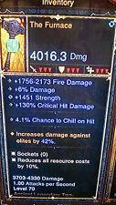 Diablo 3 alten Verbrennungsanlage 2 Handed Mace Xbox One legendären Artikel