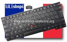 Clavier Français Original Pour Lenovo ThinkPad T470S 20HF 20HG Rétroéclairé NEUF