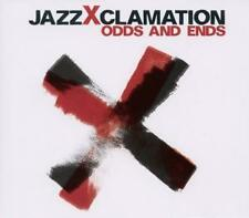 Jazzxclamation-odds and ends-CD