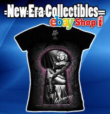 DGA Clothing David Gonzalez Art Infamous Women's Small V-Neck Graphic TShirt