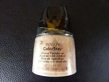 Revlon ColorStay Mineral Foundation / Makeup - FAIR LIGHT #020 - New / Sealed