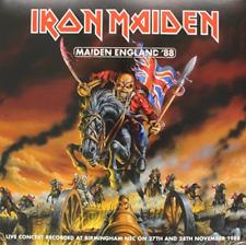 Maiden England '88 by Iron Maiden (LP Vinyl, 2013, 2-Discs, EMI)