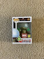 Funko Pop Mysterio Light Up Marvel Collectors Corps Exclusive Limited Spiderman