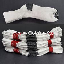 5~200 Dozens Wholesale Mens Work Golf Basketball Athletic Running Crew Socks