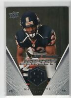 Matt Forte 2008 Upper Deck Football RC Rookie Jersey Card # UDRJ-MF, Bears, Jets