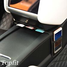 Topfit Center Console Card Organizer,Mul-tifunctional Phone Holder for Tesla S/X