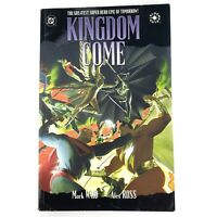 KINGDOM COME ~ DC Comics Alex Ross Softcover Graphic Novel (1997)Superman Batman