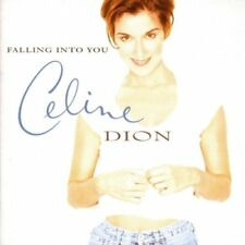 CELINE DION FALLING INTO YOU 1996 CD POP SOFT ROCK NEW