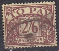 Great Britain Postage Due 1924 SG D18 used