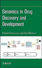 Genomics in Drug Discovery and Development by Semizarov, Dimitri, Blomme, Eric