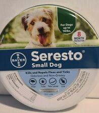 Bayer 81857944 Seresto Flea and Tick Small Dog Collar