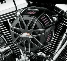 Harley-Davidson Screamin' Eagle Chisel Extreme Billet Air Cleaner Kit 29400116
