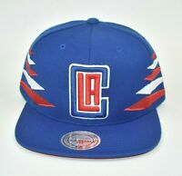 Los Angeles Clippers Mitchell & Ness NBA Diamond Adjustable Snapback Cap Hat
